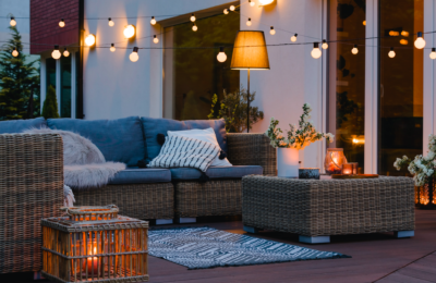 Maximize Your Outdoor Space with These Four Tips